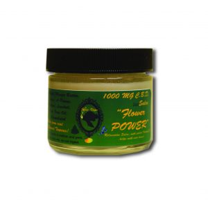 1000 mg Flower Power CBD Salve