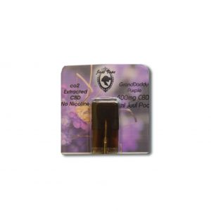 Janevape 400 mg grandaddy purple vape cartridge
