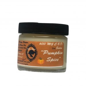 pumpkin spice cream